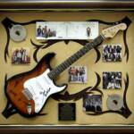 Eagles Autographed Guitar